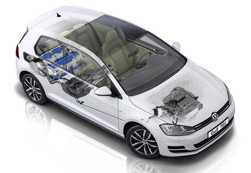 Интересно, что под угрозой оказались все модели VW Group с ГБО