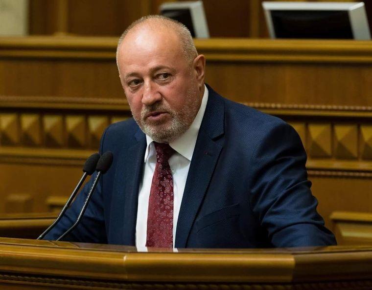 Віктор Чумак призначений тимчасовим виконувачем обов'язків генпрокурора