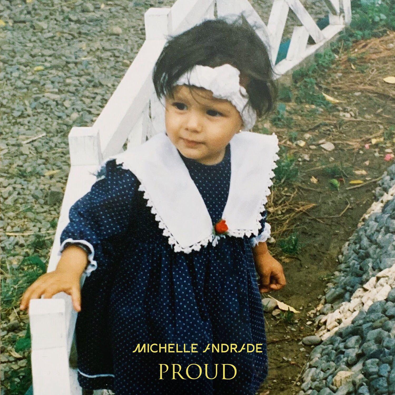 Michelle Andrade в дитинстві
