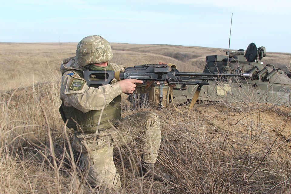 """Терористи """"Л/ДНР"""" вдарили по ЗСУ на Донбасі: бійці вистояли"""