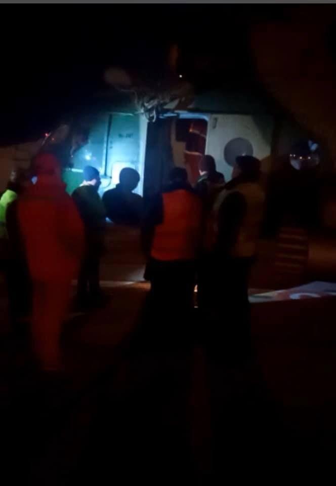В Днепр доставили раненых бойцов