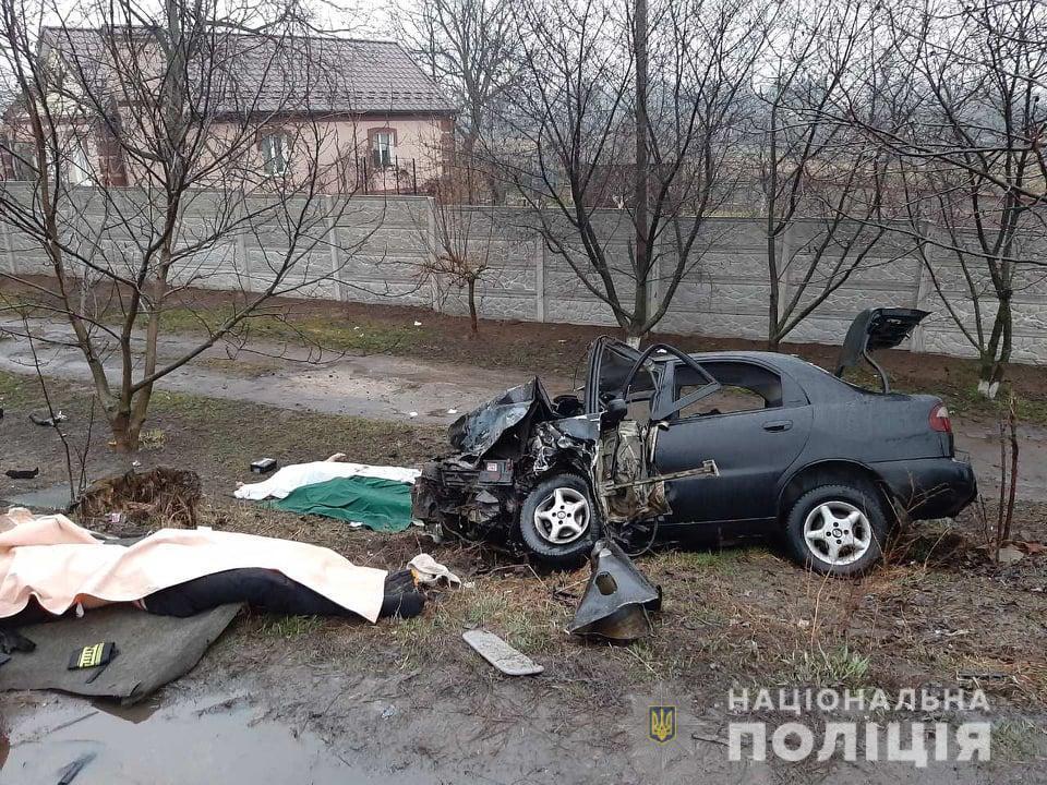 Смертельное ДТП в Житомирской области