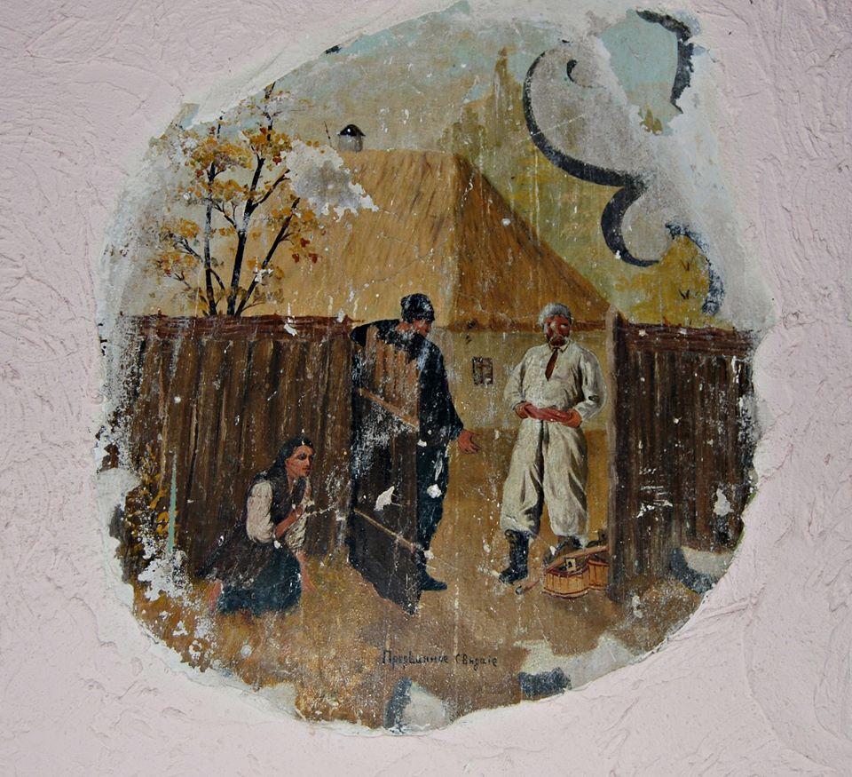 В одеському будинку знайшли старовинні українські фрески