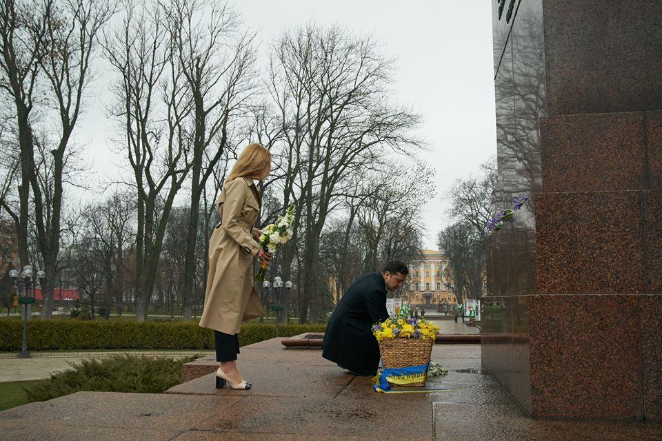 Зеленский с женой нарвались на гнев украинцев