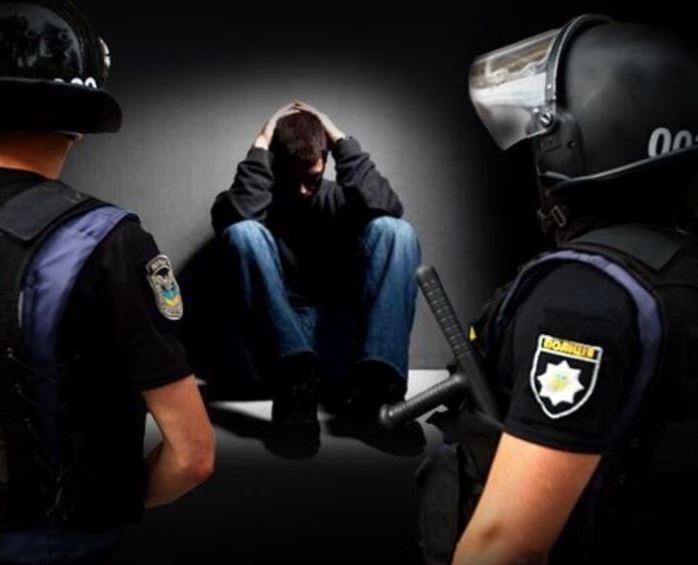 Одесских копов отправят под суд за пытки задержанных (иллюстрация)