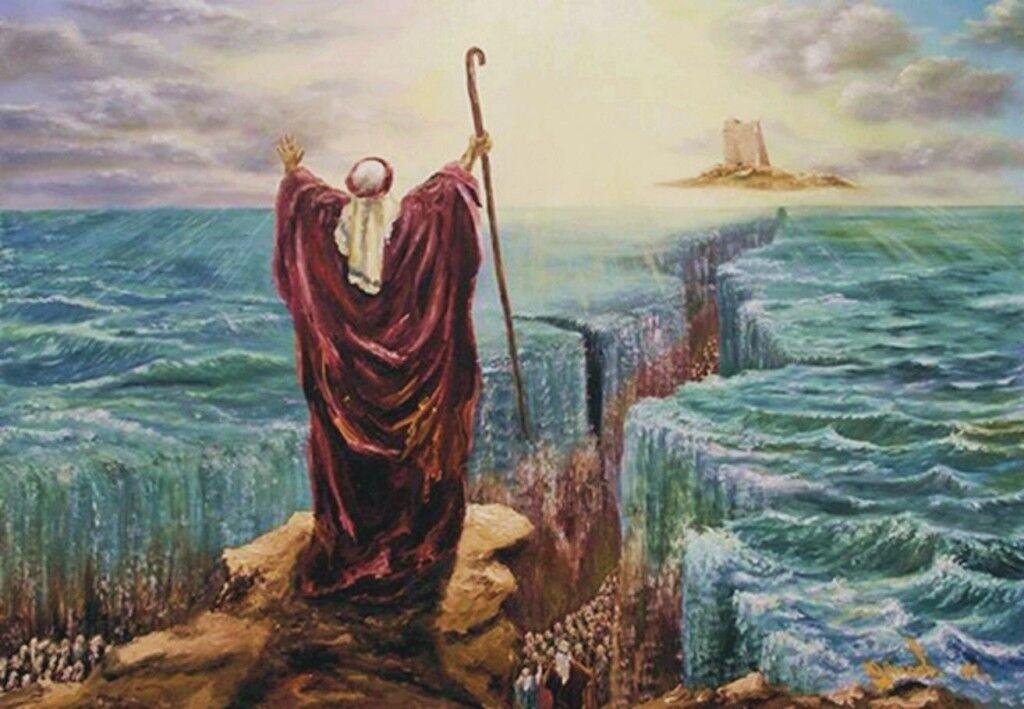 Песах святкується на честь виходу євреїв з Єгипту під проводом пророка Мойсея