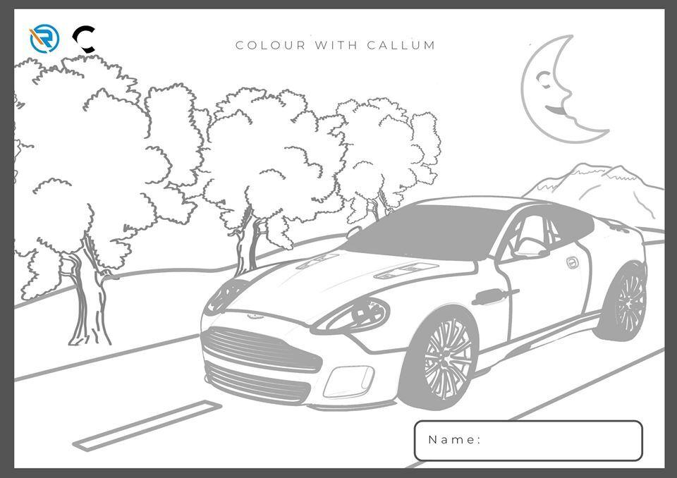 Aston Martin Vanquish 25 от Яна Каллума