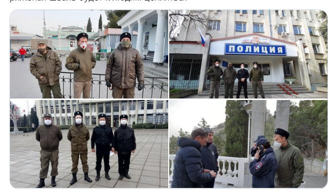 Новости Крымнаша. Масок нет — есть намордники и узды