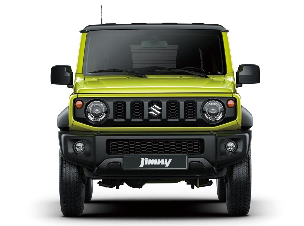 Suzuki Jimny получит 5-дверную версию