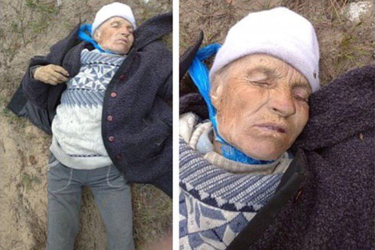 В Днепре возле могилы животного нашли мертвую женщину