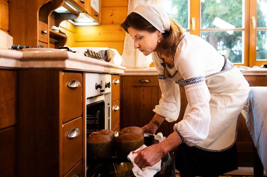 Марина Порошенко раскрыла секрет приготовления семейной паски
