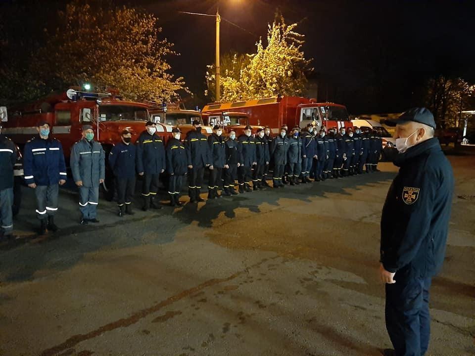 У Зону відчуження вирушила друга група рятувальників Дніпропетровщини