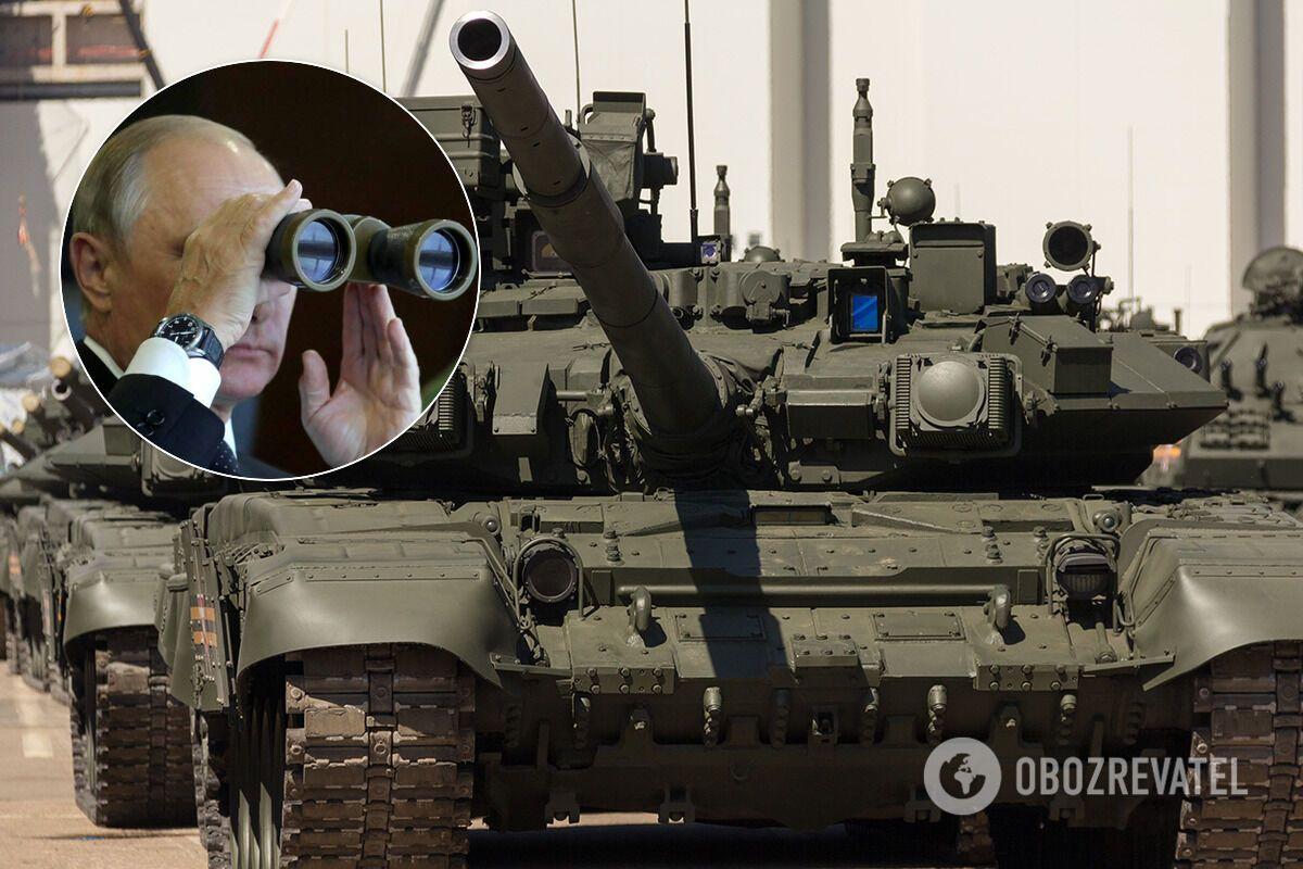 Путин готов к военной экспансии