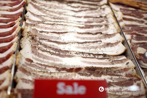 Не хуже лосося и оливок: диетолог рассказал, как выбрать качественное сало