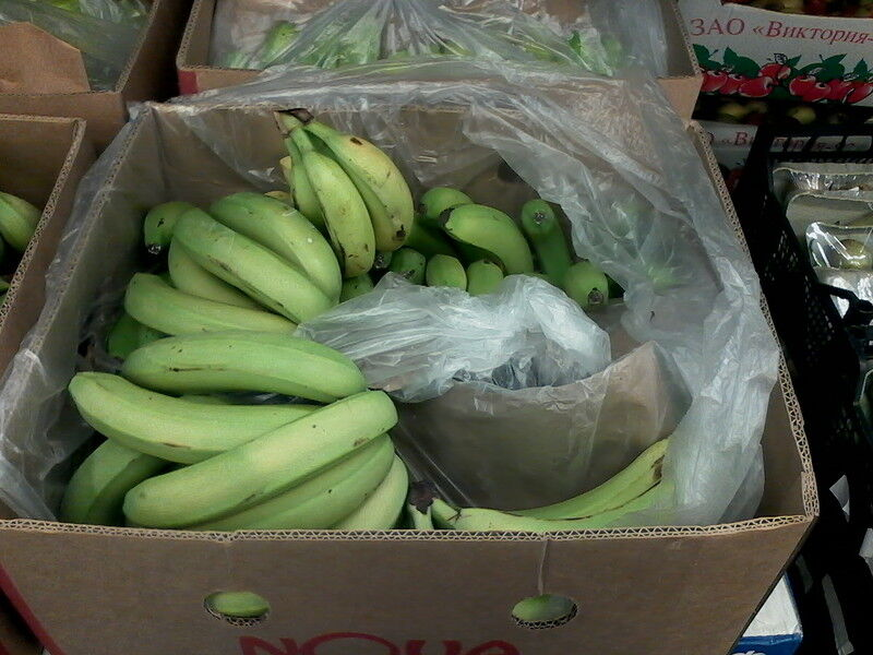 Не знали, как есть: блогер рассказал о бананах в СССР