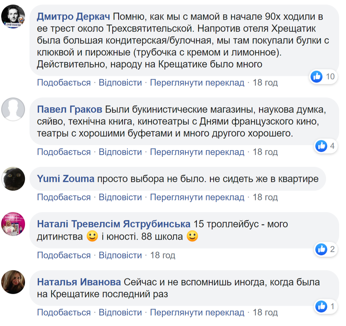 """""""Что их туда тянуло? Загадка!"""" Фото толп людей в центре Киева 70-х годов поразили сеть"""