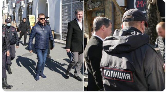Новости Крымнаша. Пока их не будут водить в кандалах, они не поймут, в какую з*дницу попал Крым