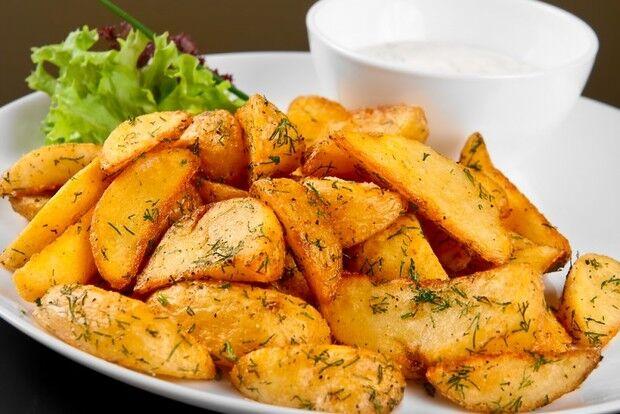 Дієтична картопля в духовці: унікальний рецепт від дієтолога