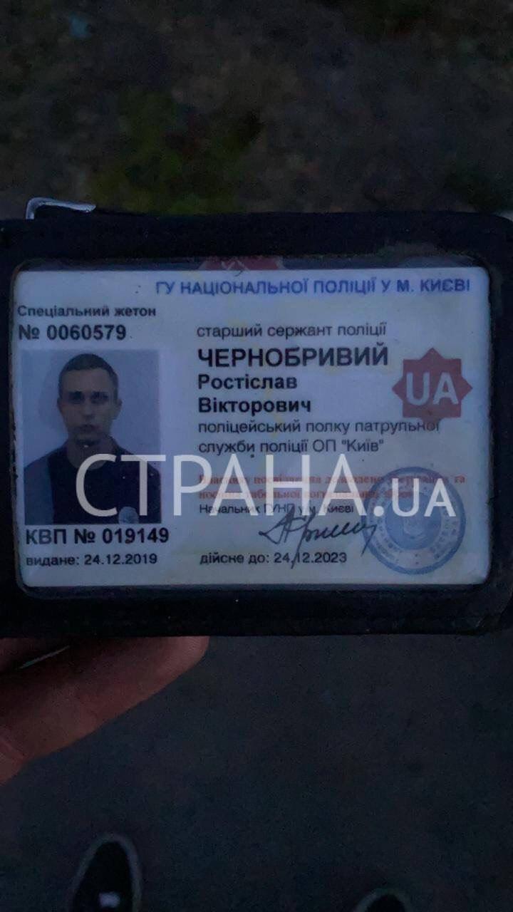 Помогал киллерам? Стало известно о задержании копа после расстрела иностранца в Киеве