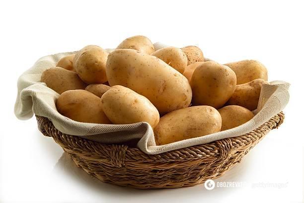 Прорив в дієтології: картопля корисна людям із зайвою вагою