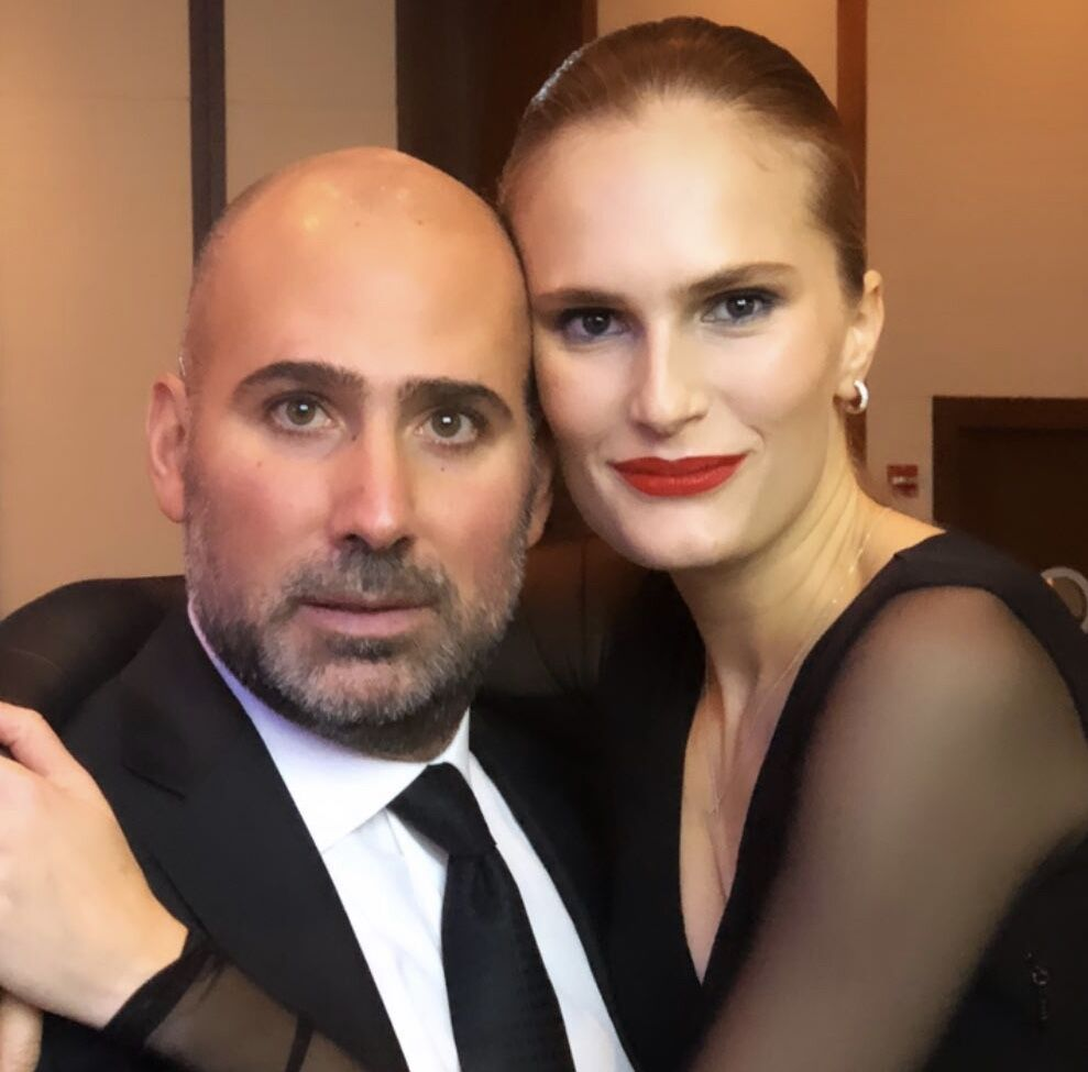 Алла костромичева и ее муж фото