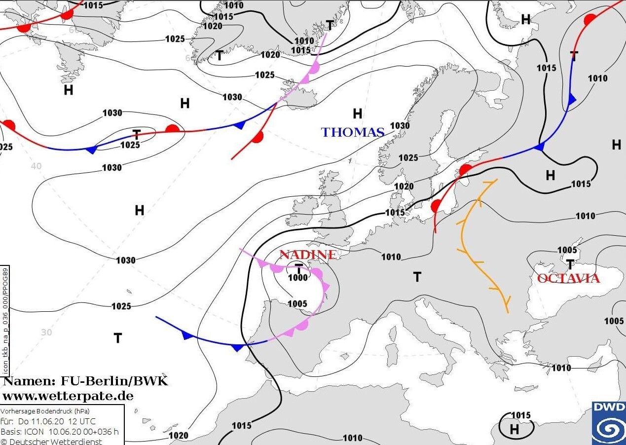 Спека і грозові дощі: озвучений свіжий прогноз погоди