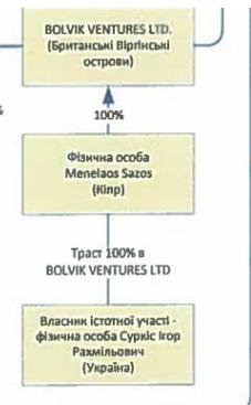 Структура власності 1+1