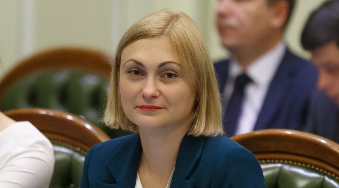 Евгения Кравчук