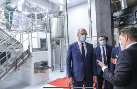 Завод-фракционатор Biopharma заручился государственной поддержкой