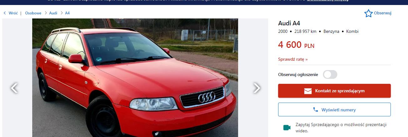 Машины в Польше без акциза стоят в разы меньше