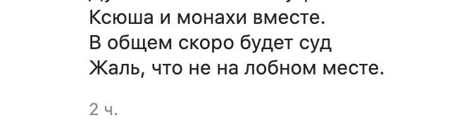 Шнуров в матерной форме высмеял Собчак после нападения монахов