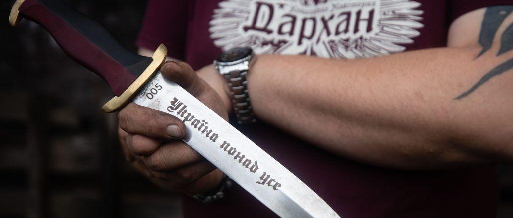 Порошенко поможет семье бывшего пленного Кремля восстановить кузницу