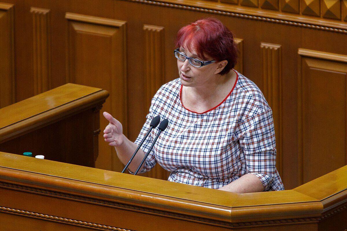 """Галина Третьякова """"оголосила війну"""" профспілкам"""