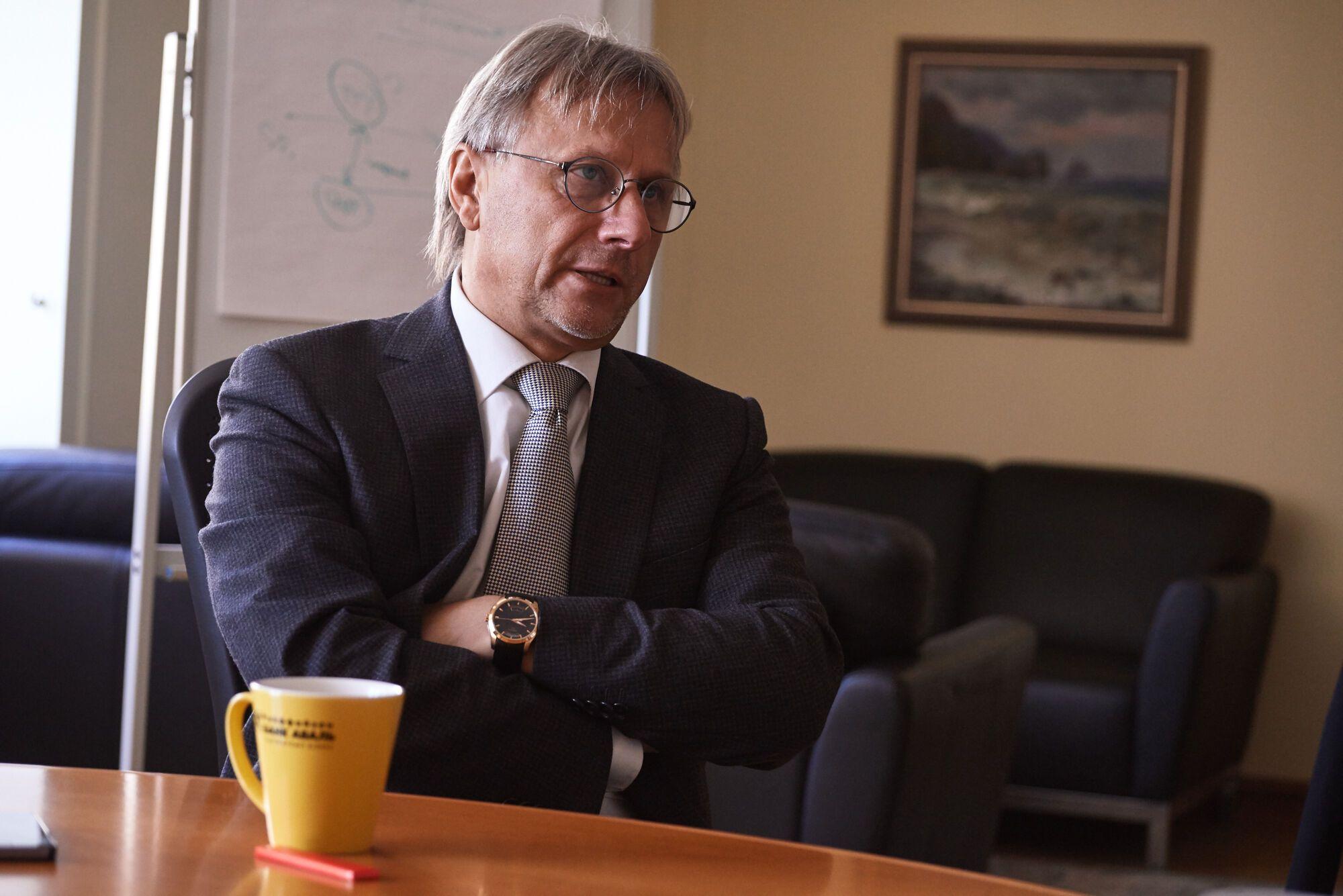 Владимир Лавренчук может стать главой НБУ