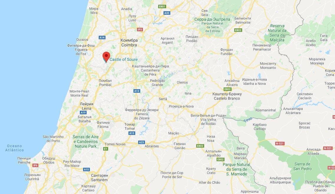 Аварія трапилася біля міста Суре