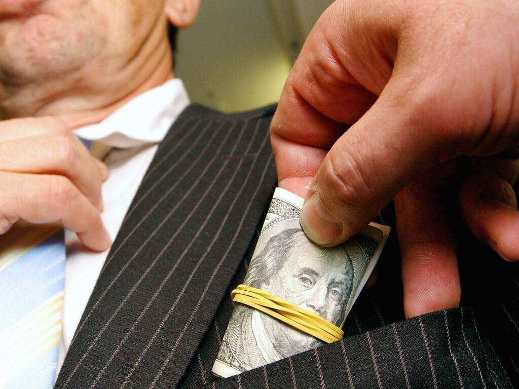 рейтинг Городских глав с самыми высокими рисками коррупции