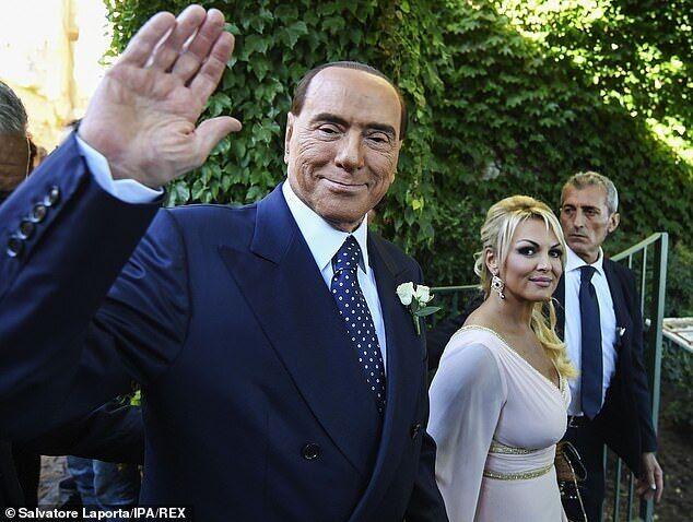Стосунки Берлусконі з Франческою Паскаль тривали 10 років