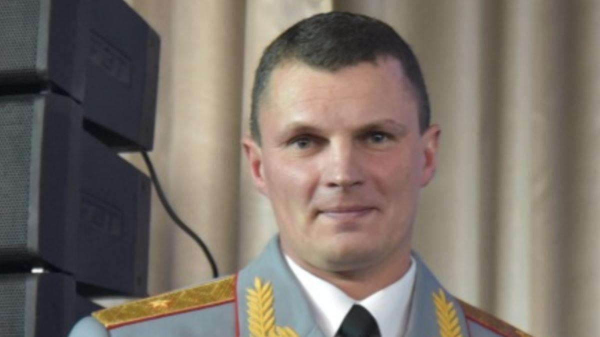 В Сирии погиб генерал-майора Вячеслав Гладких