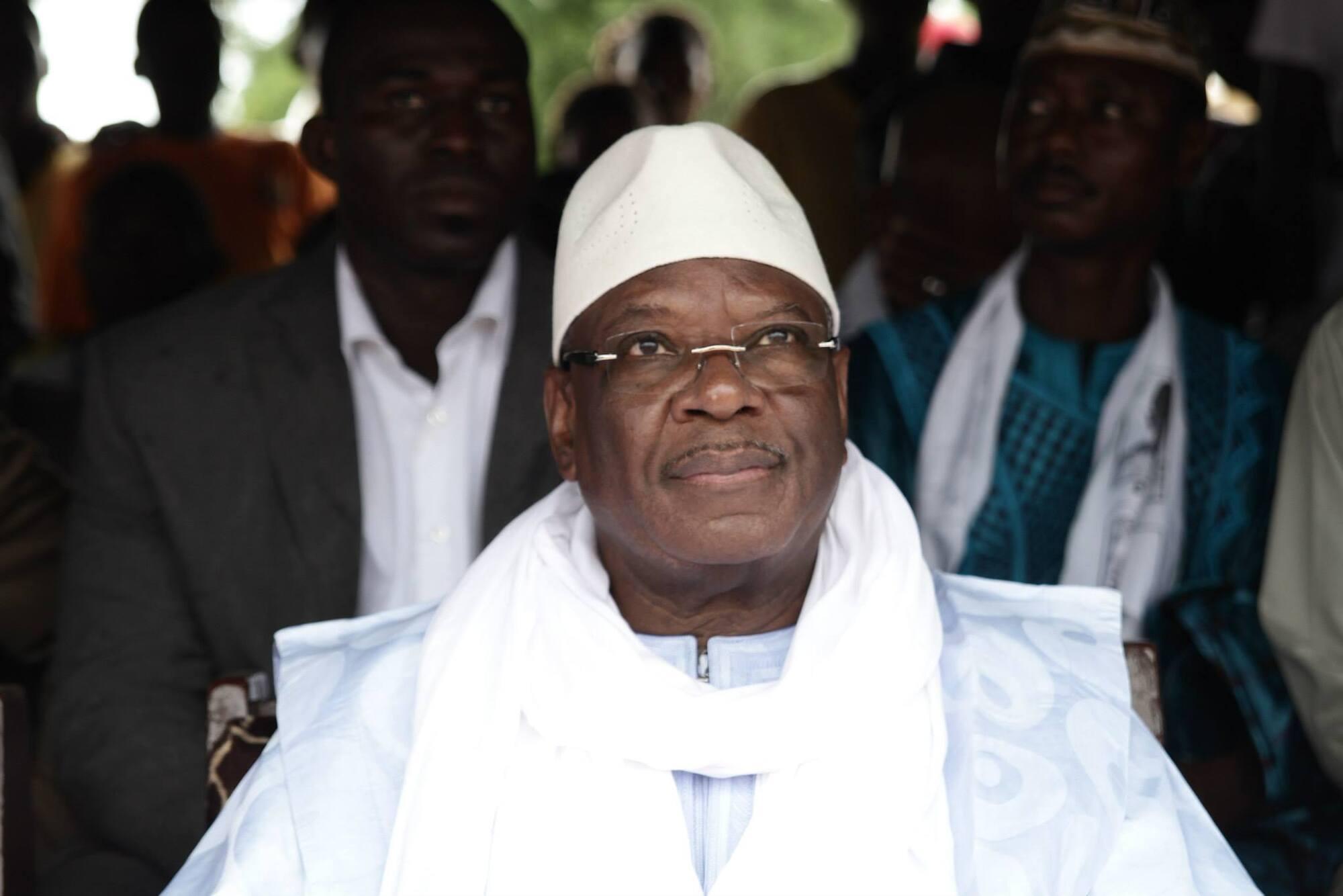 Президента Мали Ибрагима Бубакар Кейта арестовали в его резиденции