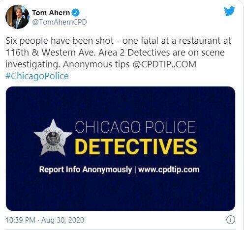 У поліції повідомили про шість постраждалих, один з яких помер.
