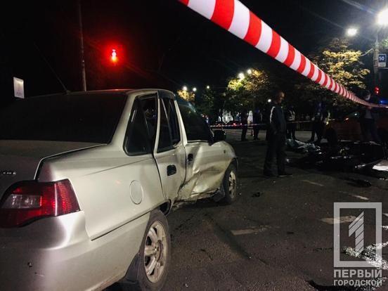 Авто отримало механічні пошкодження.