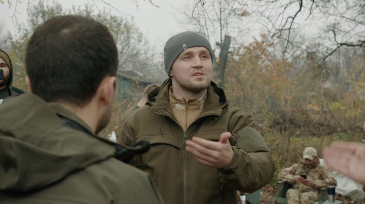 Янтарь поспорил с Зеленским.