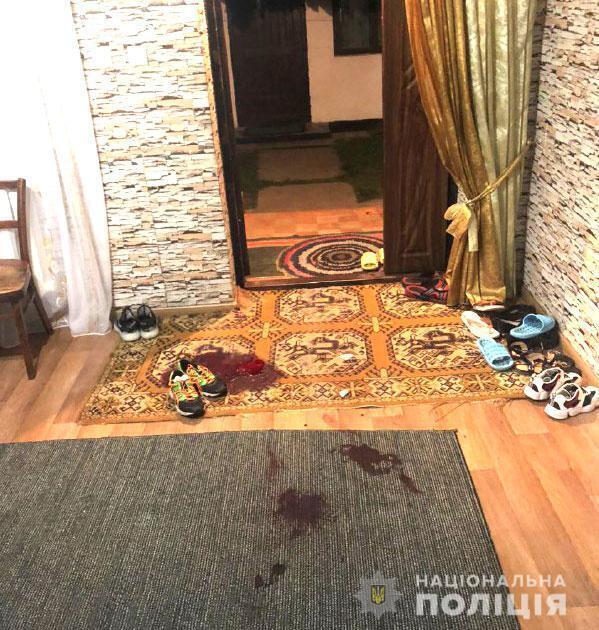 Нападение произошло в Березно.