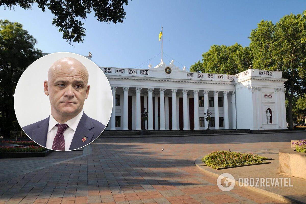 Труханову конкуренцію на виборах міського голови Одеси складуть ще четверо кандидатів