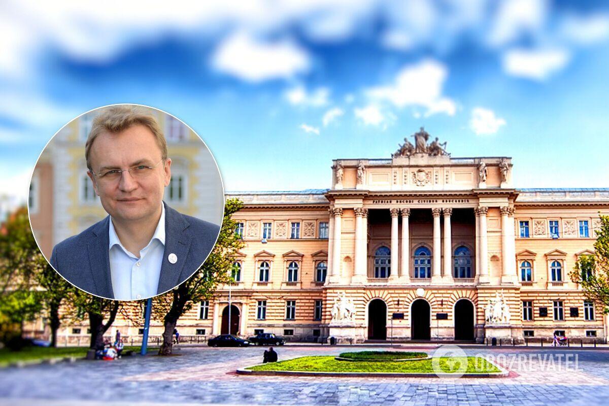Садовий висуває свою кандидатуру на пост мера Львова вчетверте, а крім нього за цю посаду поборються ще шестеро кандидатів