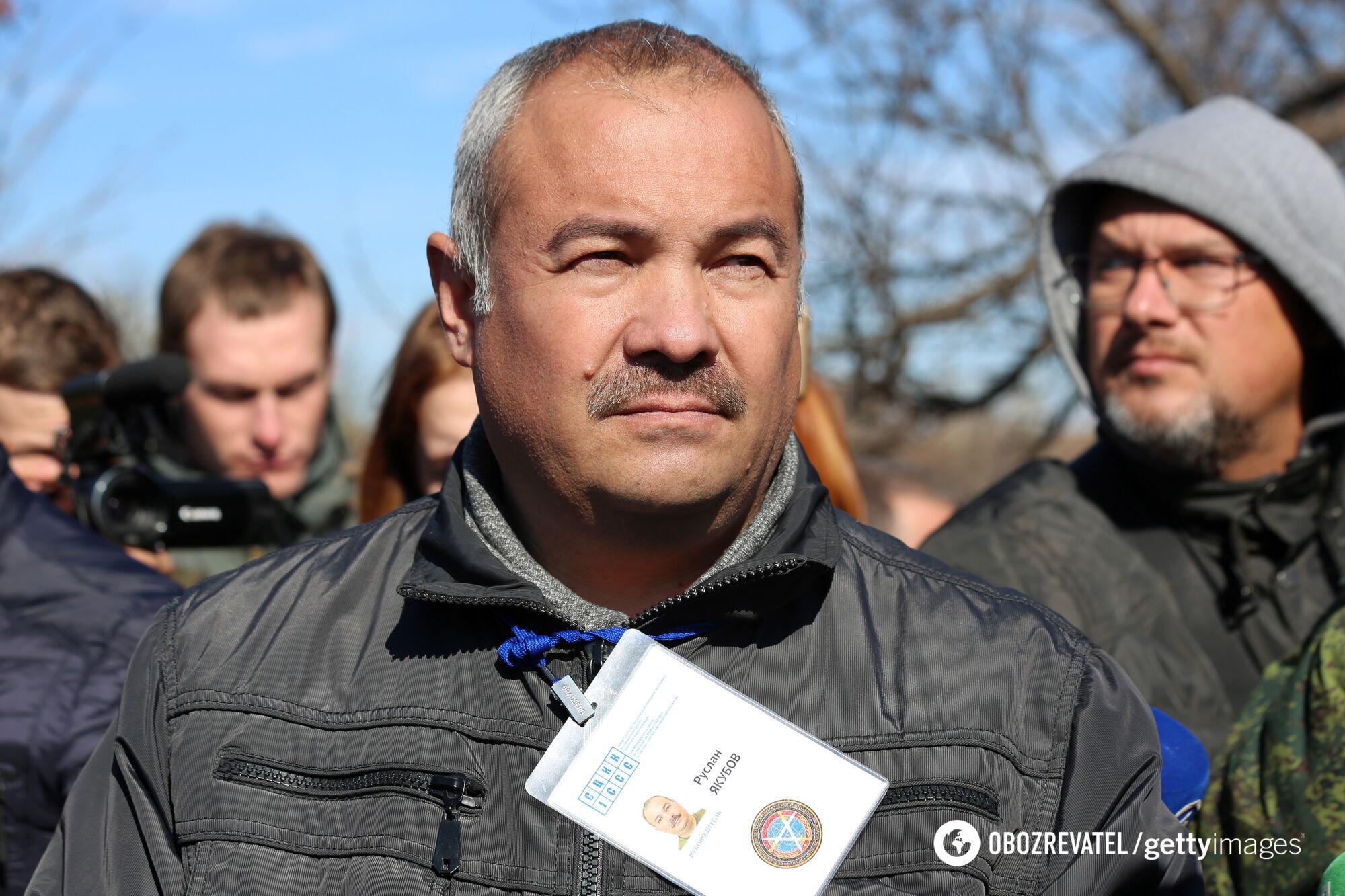 Рустам Вахитов превратился в Руслана Якубова уже перед поездкой на Донбасс