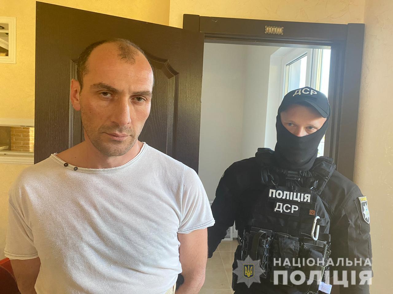 """Задержанного """"Мамуку"""" депортируют из Украины."""