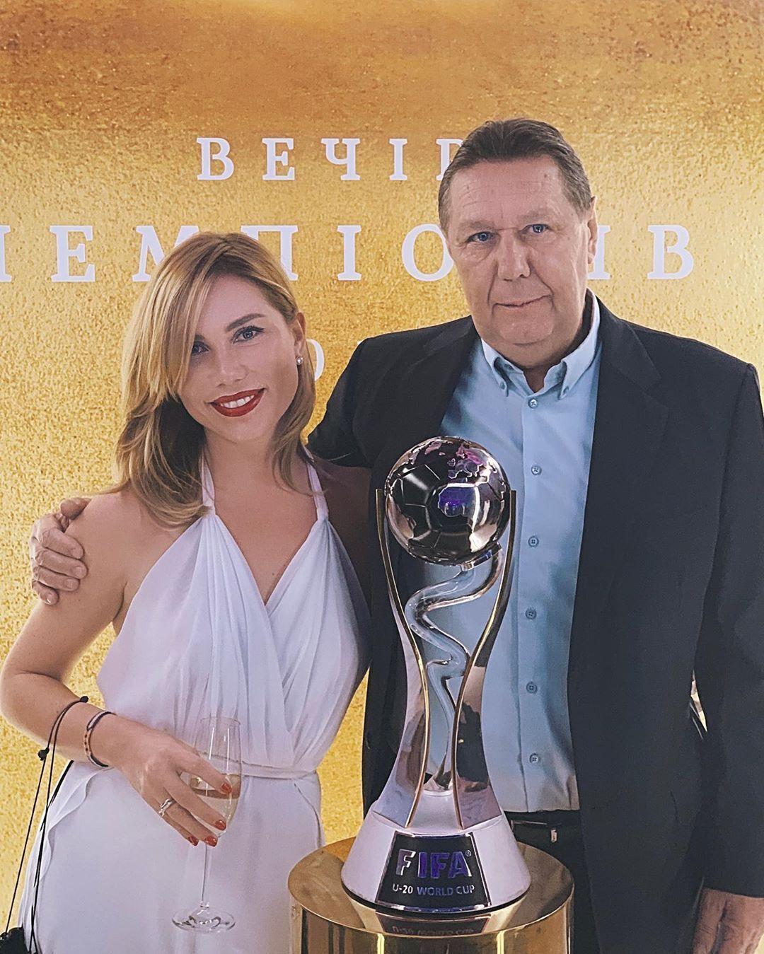 Мария и Анатолий Коньковы