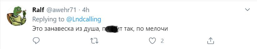 """Пропагандистку Путина высмеяли в сети за наряд со """"скатерти"""". Фото"""