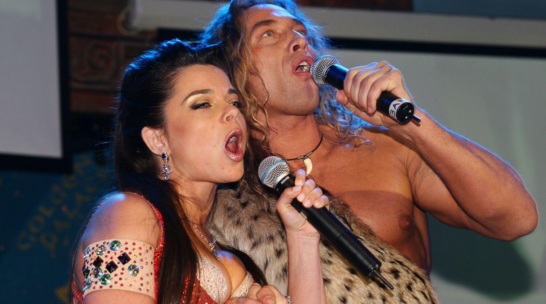 Наташа Корольова і Тарзан.